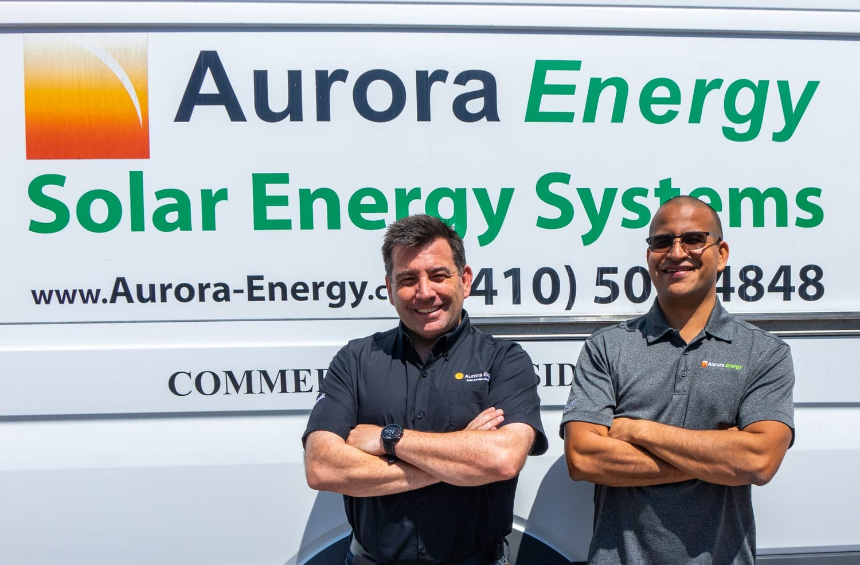 Simon Zimmer Pete Barnes Aurora Energy Inc.