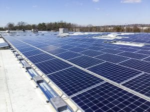 Shaprio & Duncan rooftop solar