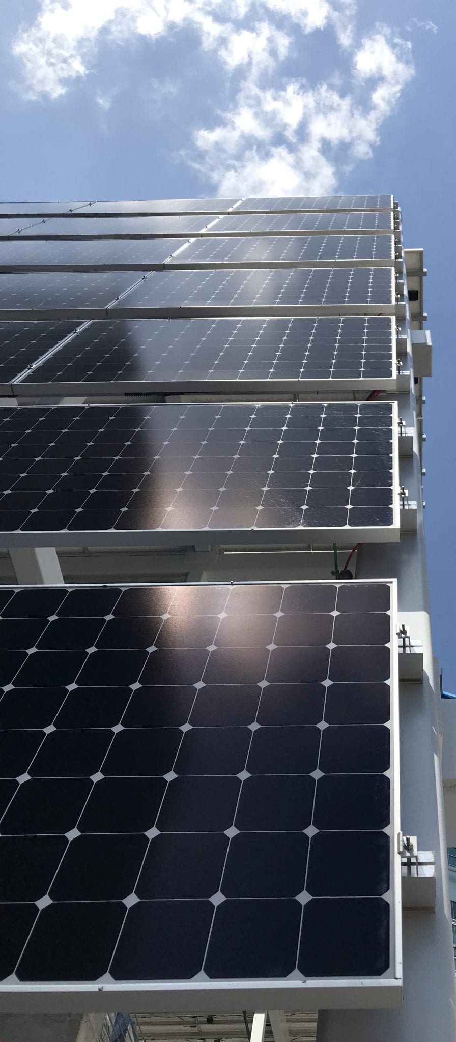 Solar energy Montgomery County Maryland commercial solar installers