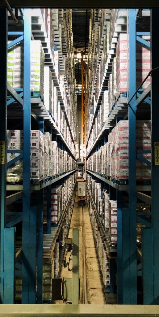 solar for warehouse facilities reduce operating costs