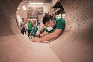 Sustainable Manufacturing: 5 steps