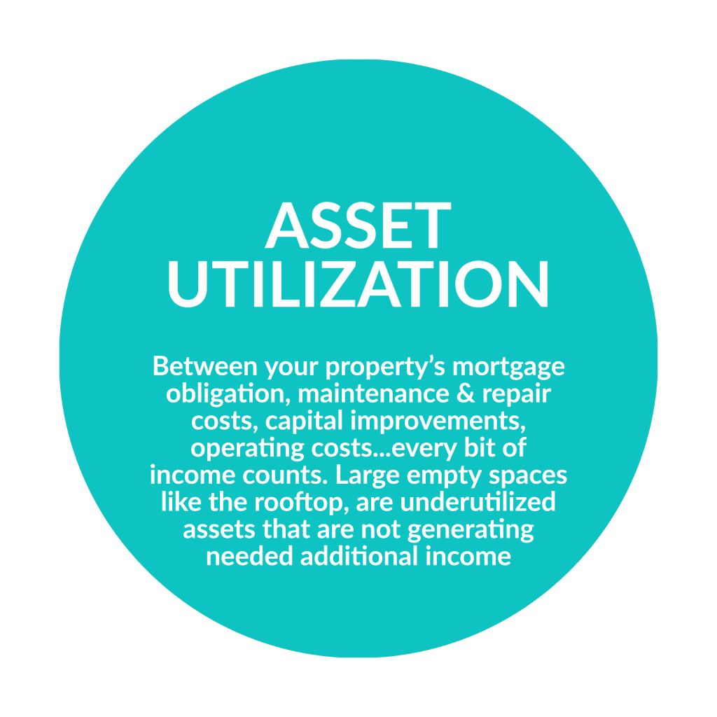 capitalize on your underutilized roof asset with rooftop commercial solar